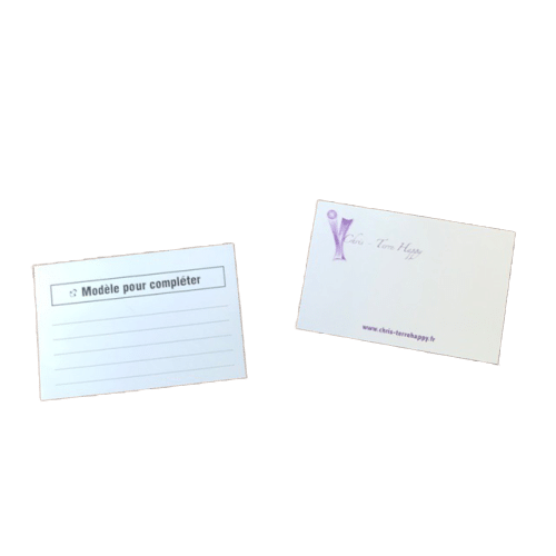 bloc de notes repositionnables sans couverture 75x50 mm