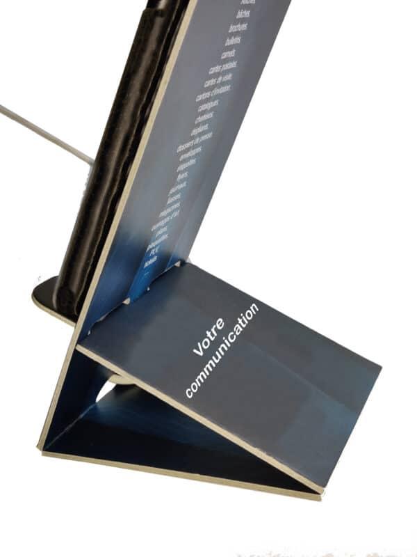 Support de téléphone en carton